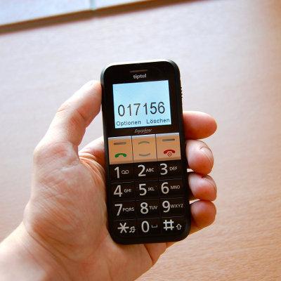im Test: tiptel Ergophone 6070/6071
