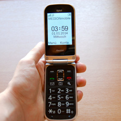 im Test: tiptel Ergophone 6120/6121